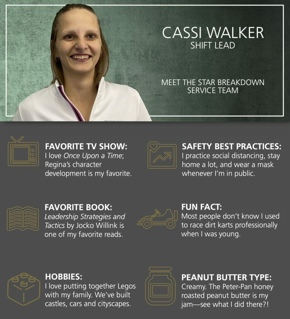 Cassi Walker